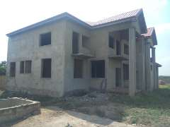 uncompleted 5 bedroom for sale at Trassaco phase 2